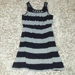 Cute nobo stripe dress